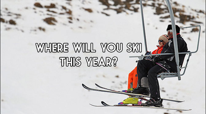 Where will you ski this year?